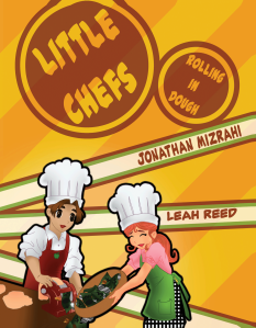 "Dog Ear Publishing releases ""Little Chefs Rolling in Dough"" by Jonathan Mizrahi."
